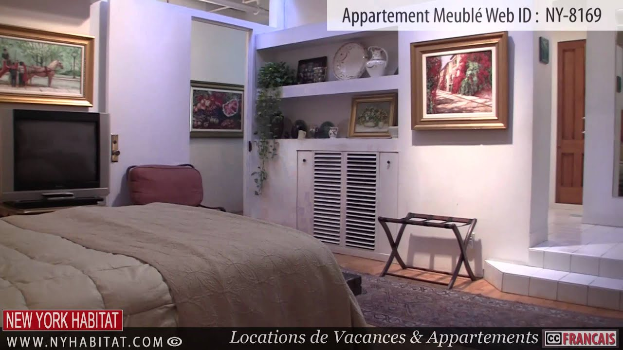 Eenkamerappartement In Manhatten : Un appartement incroyable à manhattan