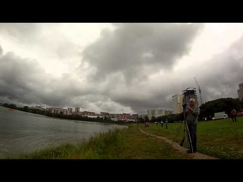 Высадка на нижний пруд г. Первоуральска 19.07.2014 г.