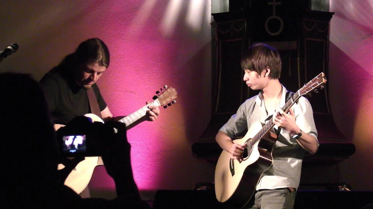 (Sungha Jung) Hazy Sunshine - Thomas Leeb & Sungha Jung