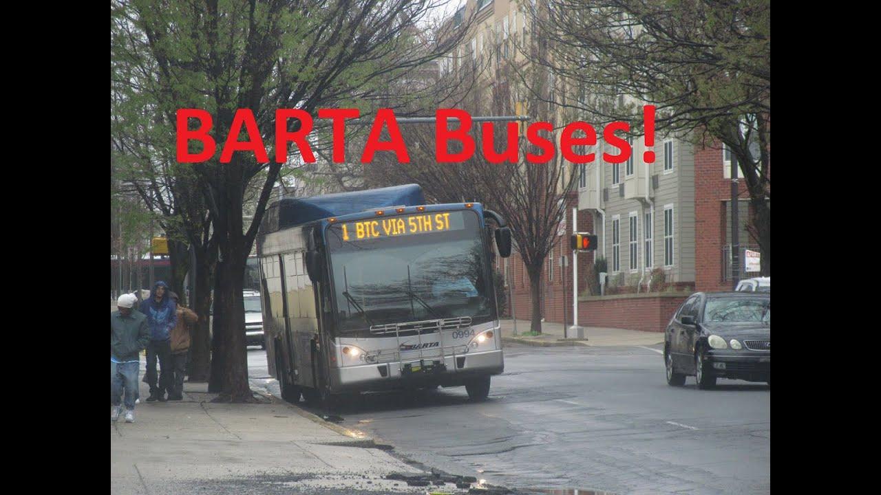 Barta bus route 10