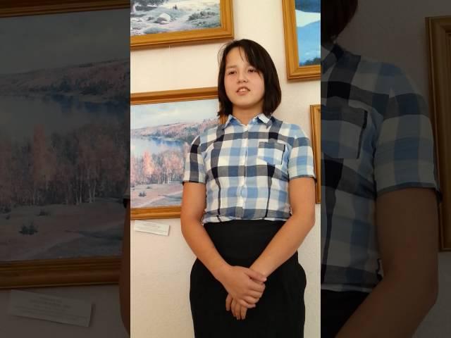 Марина Чувакова читает произведение «Осень. Чащи леса» (Бунин Иван Алексеевич)
