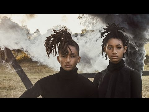 Willow and Jaden Smith Land First Cover Together For Interview Magazine
