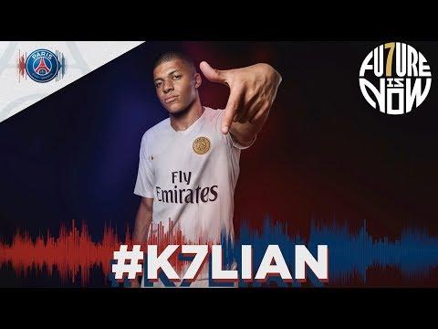 #K7LIAN - FU7URE IS NOW - KYLIAN MBAPPE