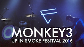 MONKEY3 - Realms of Light (Up in Smoke Festival 2016)