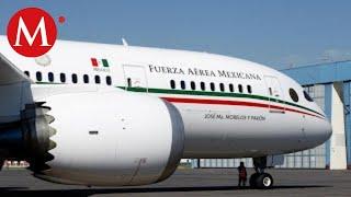 Avión presidencial regresará a México para su resguardo y venta
