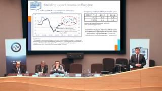 """""""Banki centralne a kryzys w strefie euro"""" Warszawa 14.03.2013 część I"""