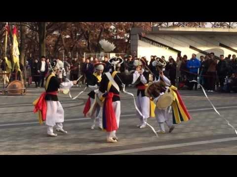 Samulnori, Korean traditional percussion quartet