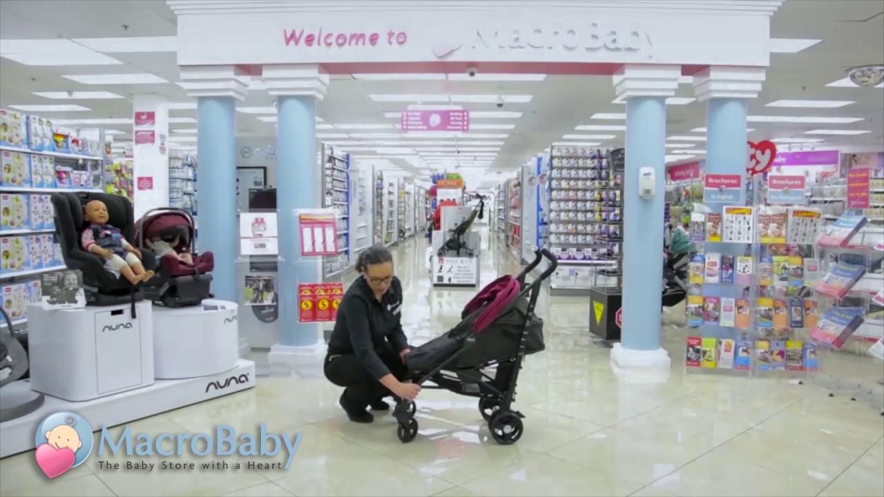 MacroBaby Store - Chicco Liteway Stroller - YouTube