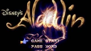 #88mph 22 - Aladdin Super Nintendo en 16:13