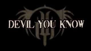 DEVIL YOU KNOW - Shut It Down (OFFICIAL DEMO)