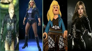 Evolution Of Black Canary In Games ( 2006 - 2018)