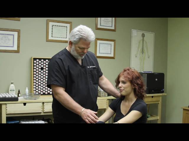 Headaches, Migraines & Chiropractic Neck Adjustment Demonstration by Austin Chiropractic Care