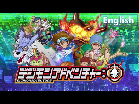 Play DIGIMON ADVENTURE:  Official Teaser Trailer [English]
