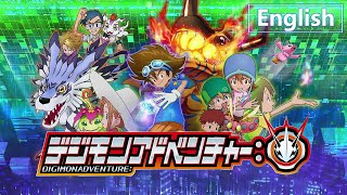 Watch Digimon Adventure (2020)  Anime Trailer/PV Online