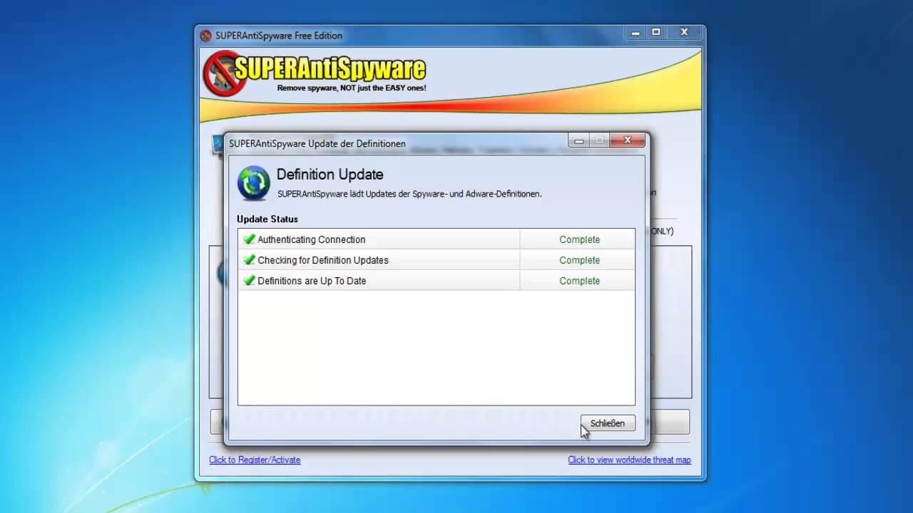 spy software entfernen