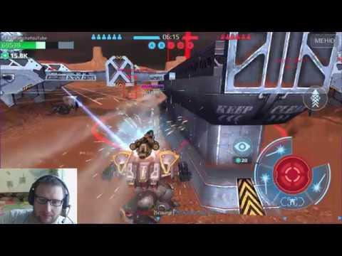 War Robots как играть спокойно
