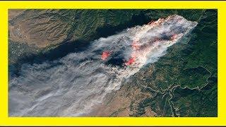 Kalifornien 2 Monate danach,Neues BILDMATERIAL,NWO Paradise Fire