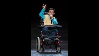 """Heal The World"" Song with Rap by Sparsh Shah at Garden Of Dreams Concert"