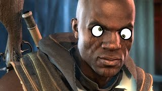 Assassin's Creed 4 Funny Silly Crazy Stuff Ep 4 : Freedom Cry Edition