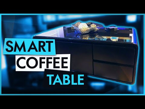 WTF is a Smart Coffee Table? | Sobro Coffee Table Review