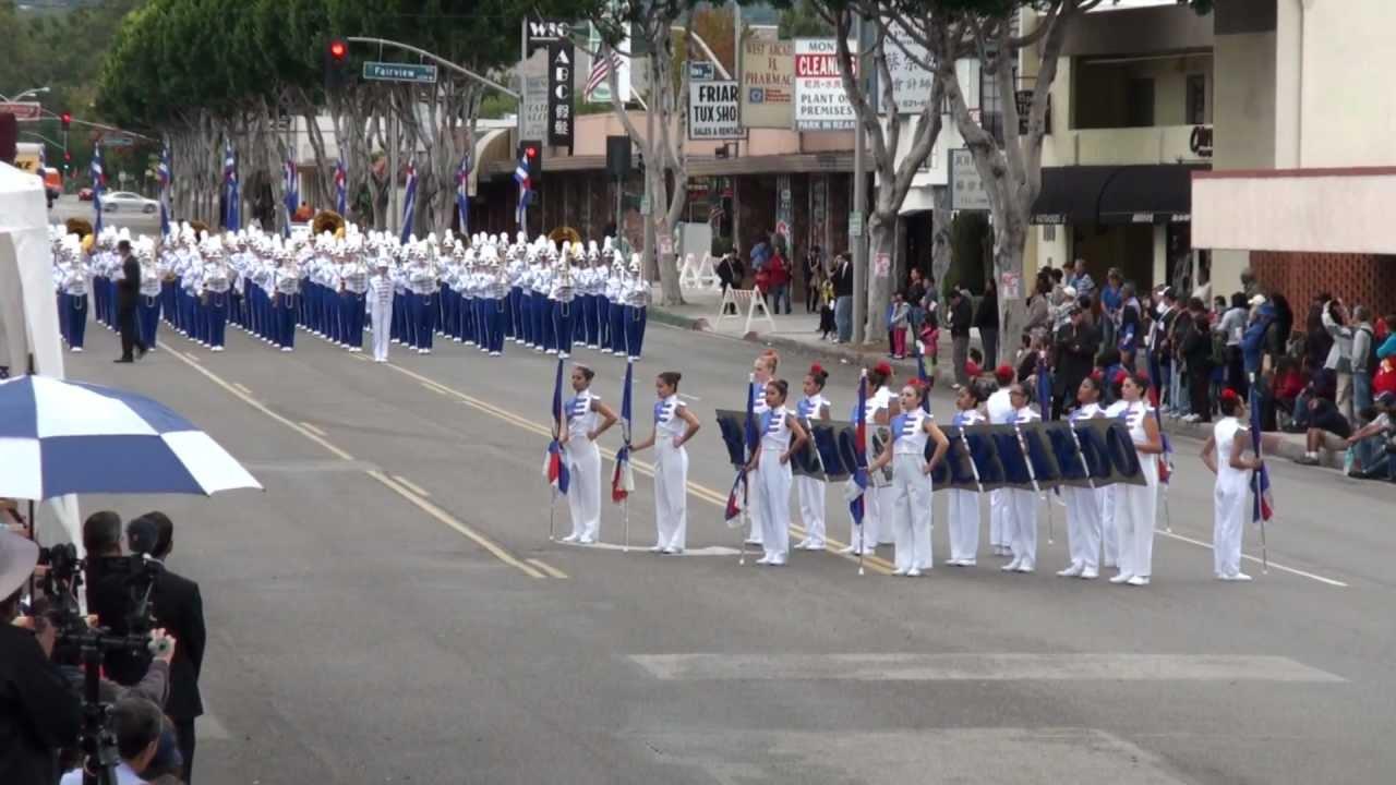 Rancho Bernardo HS - Bravura - 2012 Arcadia Band Review ...