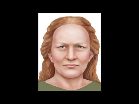 The Face of Boudica (Photoshop Reconstruction)