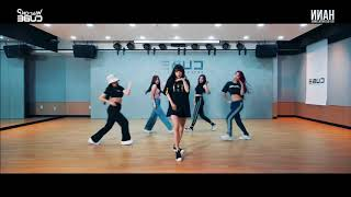 (G)IDLE - HANN -DANCE MIRROR