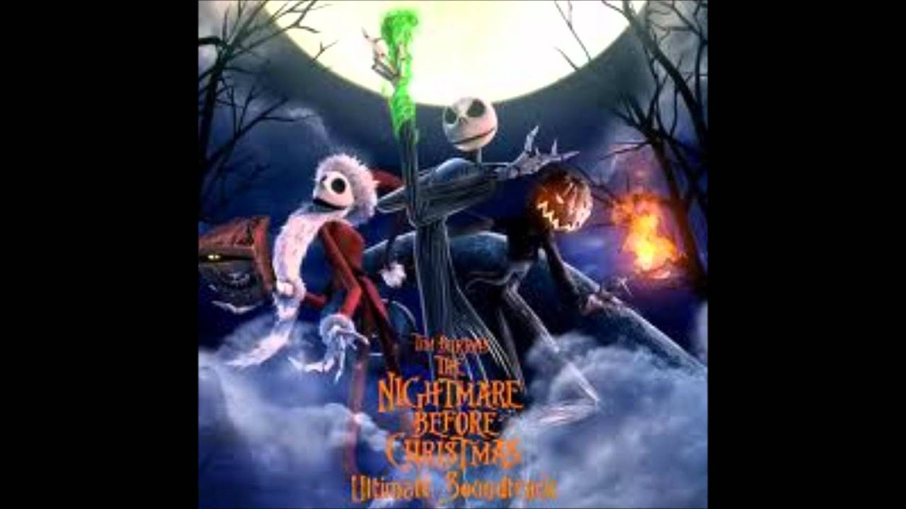 Nightmare before Christmas - This is Halloween - YouTube