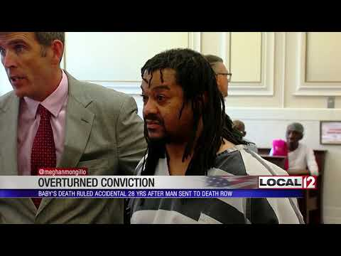 Baby's Death Ruled Accidental 28 Years After Cincinnati Man Sent To Death Row