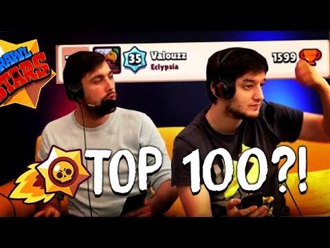 Je suis TOP 100 sur BRAWL STARS !? FAQ Drama Eclypsia
