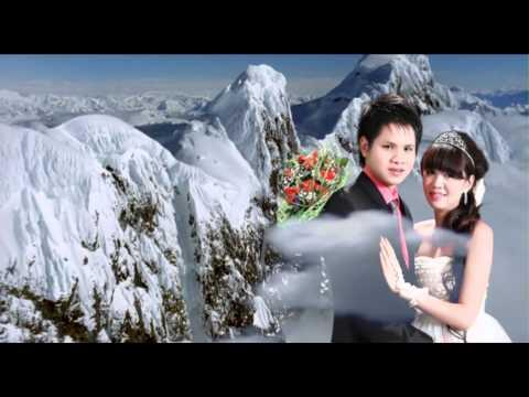 slavichnguyen 3D photo album wedding