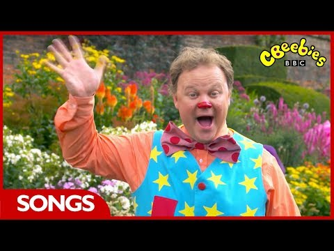 CBeebies Songs   Something Special   NEW Goodbye Song