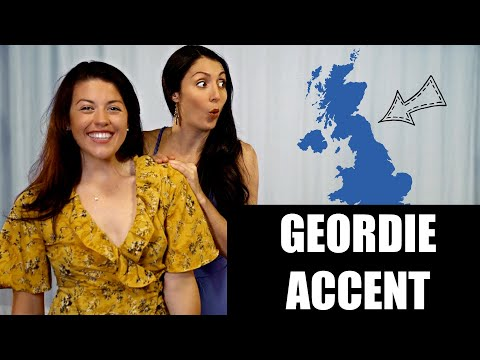Learn A Geordie Accent | Newcastle Accent Tutorial