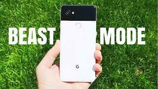 How To Activate BEAST MODE On Pixel 2 XL?