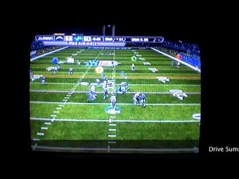 Super Bowl XXVI Chargers VS Lions