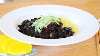 韓式必吃炸醬麵的家庭做法【美食天堂 CiCi