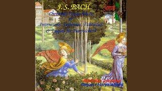 Canonic Variations on Vom Himmel hoch da komm ich her, BWV 769: Variation 4: Canon alla Settima