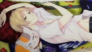 Natsume Takashi anime dakimakura
