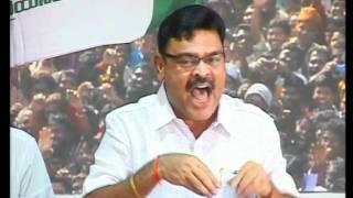 ambati rambabu press meet on abn andhra jyothi channel part 1
