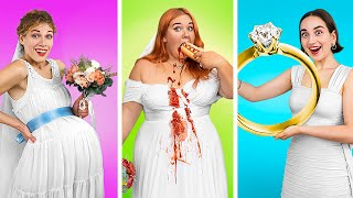 Types of Brides / 13 Funny and Awkward Moments