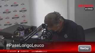 Diego Leuco imita a Marcelo Longobardi