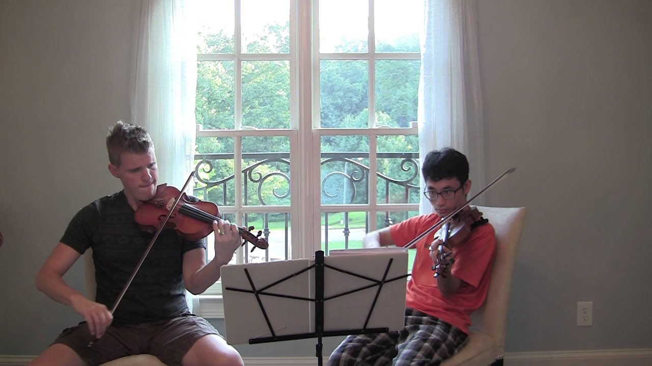 G.F. Handel -Water Music Suite in F major (HWV 348) Hornpipe ...