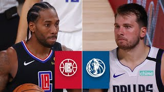 Check out highlights from kawhi leonard, paul george and the la clippers as they look to close luka doncic dallas mavericks in game 6 of their be...