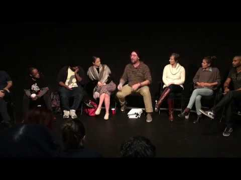 """7 Stages Theatre """"Art of Activism"""" Discussion Part 1:  Playwright Topher Payne"""