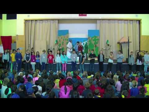 Argonne Elementary School-5th Grade Opera Performance-May 5, 2017