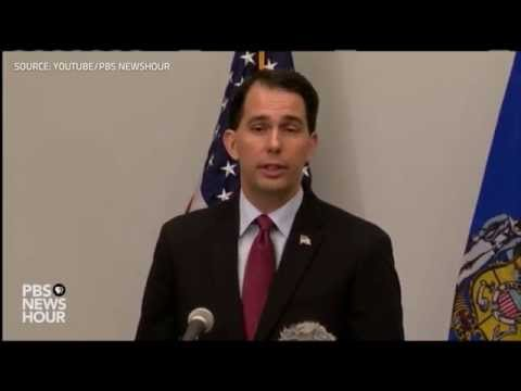 Wisconsin Gov. Scott Walker Ends Presidential Campaign