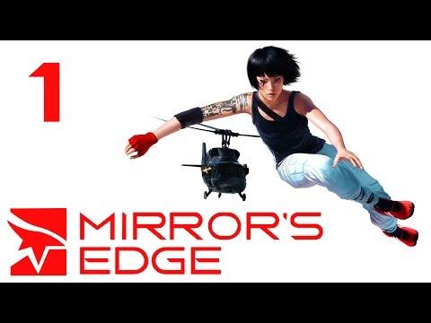 Mirrors Edge - Прохождение игры на русском [#1]