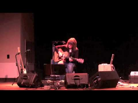 Kelly Richey Video Live @ The Redmoor - Down By The River - Solo Rig, Ableton Live