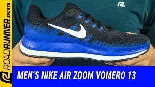 Men's Nike Air Zoom Vomero 13 | Fit Expert Review