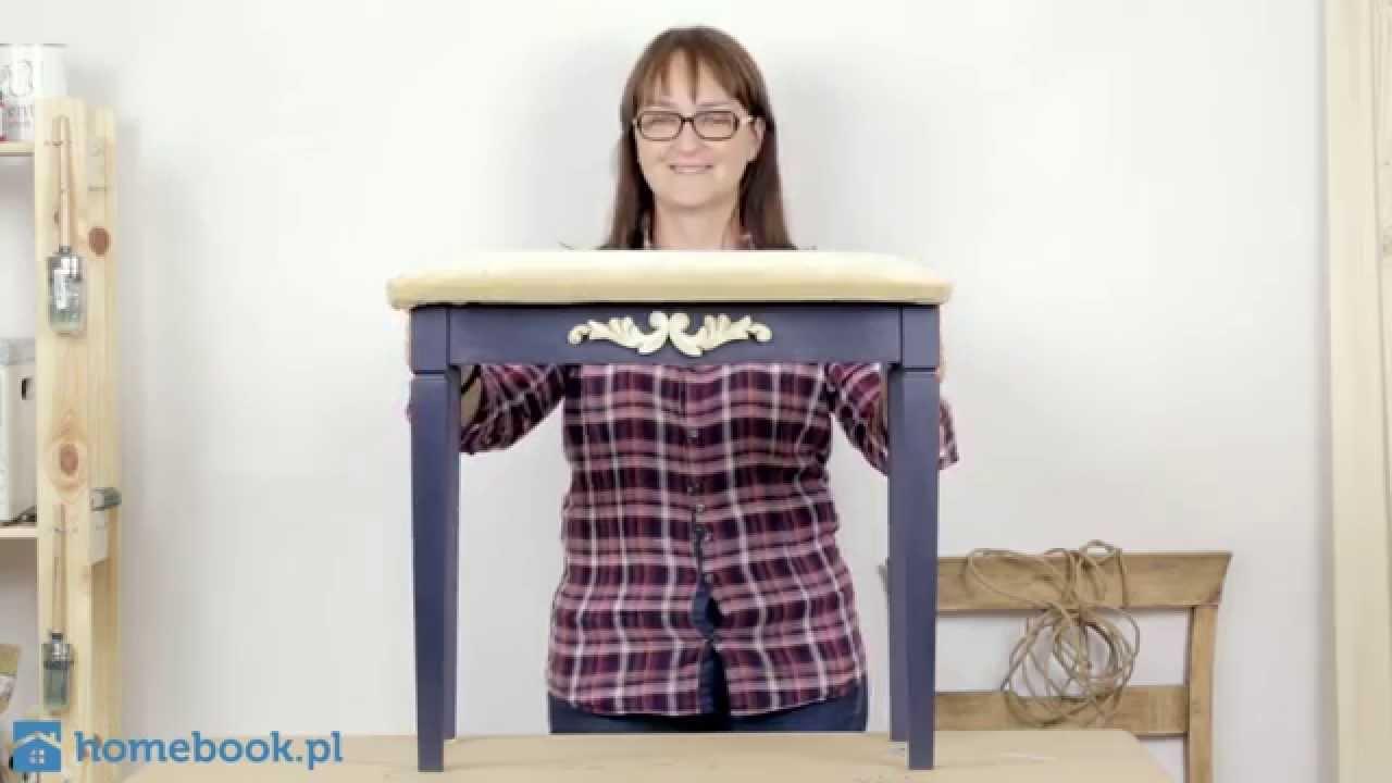 Jak odnowić stare krzesło - renowacja mebli